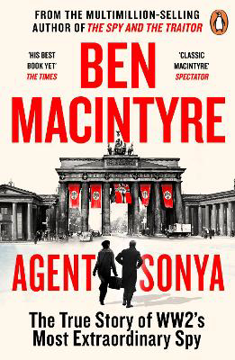 Picture of Agent Sonya: From the bestselling author of The Spy and The Traitor