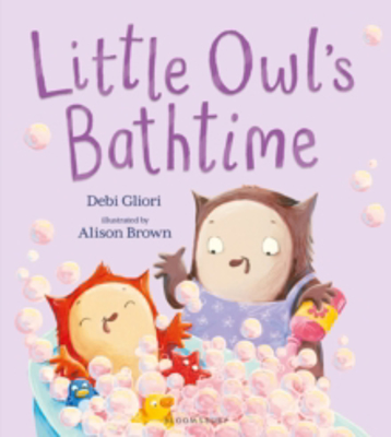 Picture of Little Owl's Bathtime