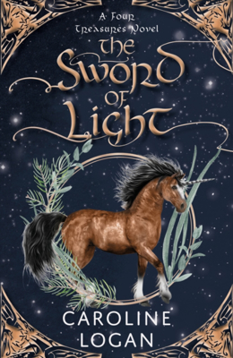 Picture of The Sword of Light: A Four Treasures Novel (Book 3)