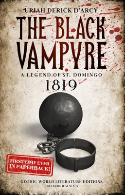 Picture of The Black Vampyre: A Legend of St. Domingo