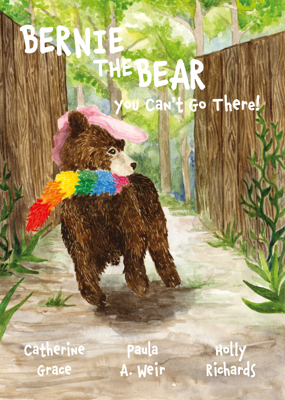 Picture of Bernie the Bear: You Can't Go There