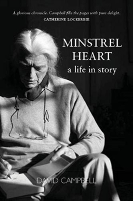 Picture of Minstrel Heart: A Life in Story