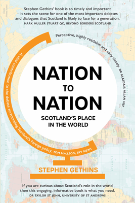 Picture of Nation to Nation: Scotland's Place in the World