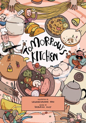 Picture of Tomorrow's Kitchen: A Graphic Novel Cookbook