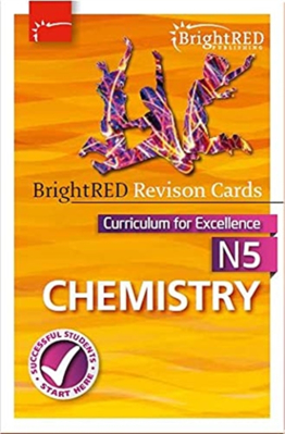 Picture of National 5 Chemistry Revision Cards
