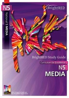 Picture of BrightRED Study Guide N5 Media