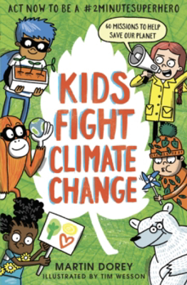 Picture of Kids Fight Climate Change: Act now to be a #2minutesuperhero