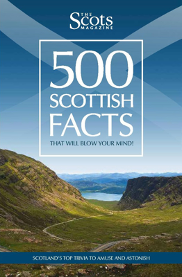 Picture of 500 Scottish Facts