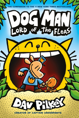 Picture of Dog Man 5: Lord of the Fleas