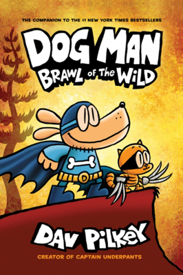 Picture of Dog Man 6: Brawl of the Wild