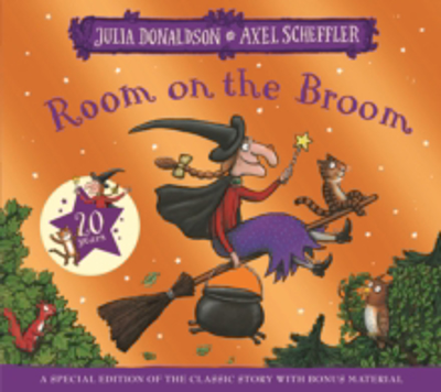 Picture of Room on the Broom 20th Anniversary Edition