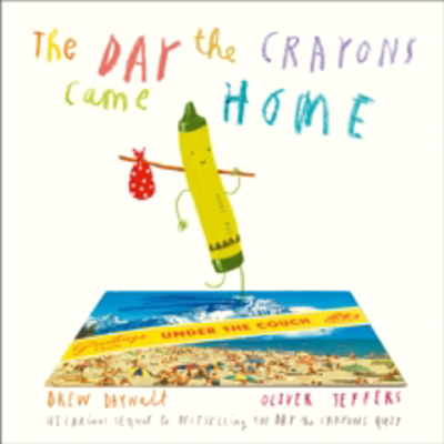 Picture of The Day The Crayons Came Home