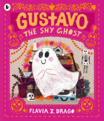 Picture of Gustavo, the Shy Ghost