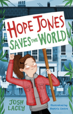 Picture of Hope Jones Saves the World